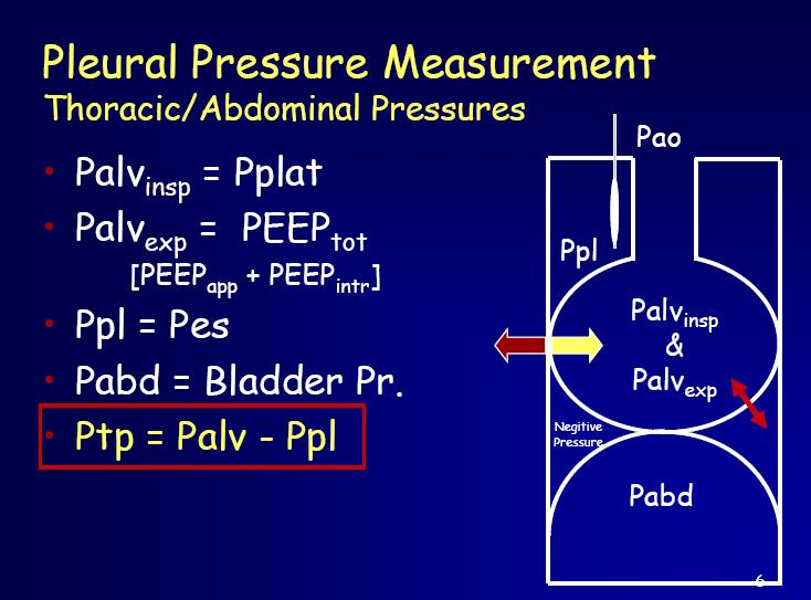Mechanical Ventilation Guided by Esophageal Pressure in Acute Lung Injury