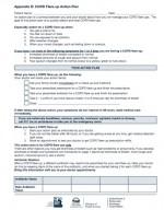 Downloadable COPD action Plan