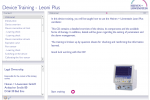 Device Training Video-Leoni Plus