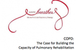 COPD: The Case for Building the Capacity of Pulmonary Rehabilitation